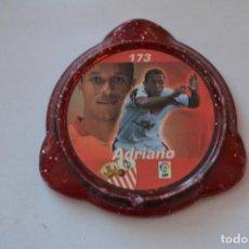 Colecionismo desportivo: KRAKS PANINI 2006-07 SEVILLA 173 ADRIANO. Lote 135688467