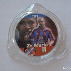 Colecionismo desportivo: KRAKS PANINI 2006-07 LEVANTE 101 ZE MARIA. Lote 135719139