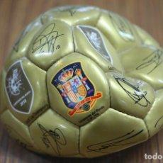 Coleccionismo deportivo: BALON CAMPEONES DEL MUNDO. Lote 138871018