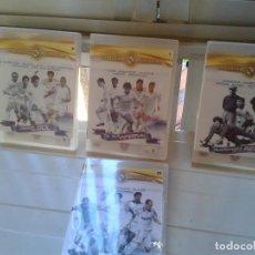 Coleccionismo deportivo: REAL MADRID - HISTORIA VIVA 13 DVDS NUMERADOS. Lote 138915182
