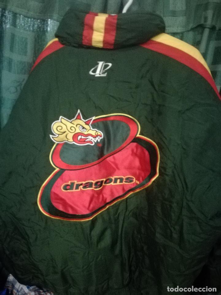 1a1e174da Coleccionismo deportivo  Barcelona Dragons Jacket Chaqueta Rugby Futbol  americano 3XL XXXL - Foto 2 -