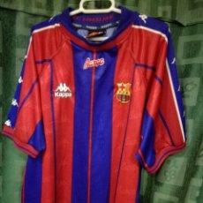 Collectionnisme sportif: FC BARCELONA XL CAMISETA FUTBOL FOOTBALL SHIRT . Lote 139698214