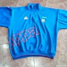 Coleccionismo deportivo: SUDADERA KAPPA FC BARCELONA. Lote 139831872