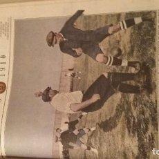Coleccionismo deportivo: REAL MADRID - POSTERS HISTORICOS - DECADA DEL 1930-1940. Lote 140092134