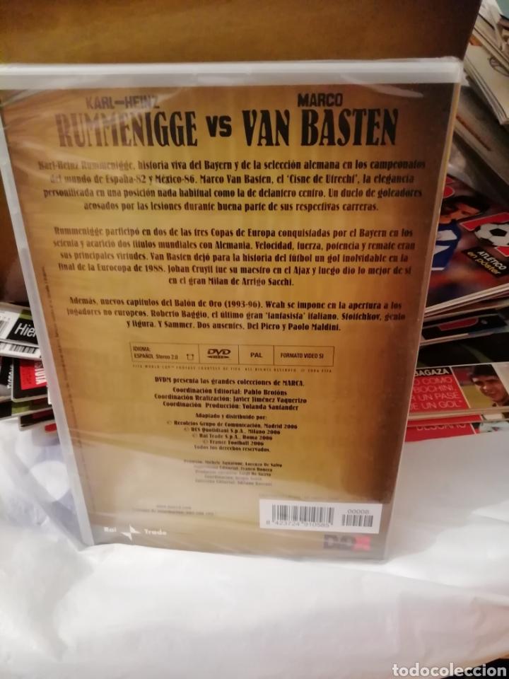 DUELOS DE ORO. COLECCIÓN 13 DVDS DE ESTRELLAS. MARCA. (Coleccionismo Deportivo - Material Deportivo - Fútbol)