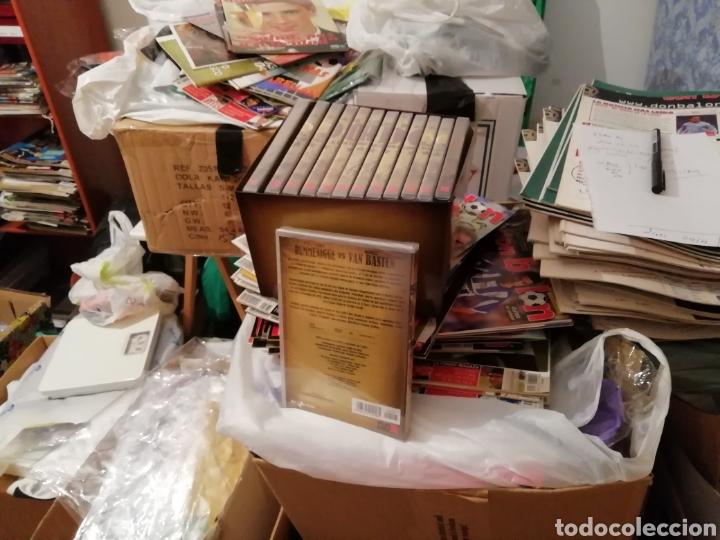 Coleccionismo deportivo: Duelos de oro. Colección 13 dvds de estrellas. Marca. - Foto 2 - 140165062