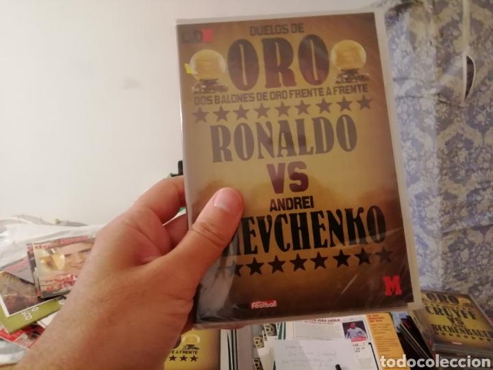Coleccionismo deportivo: Duelos de oro. Colección 13 dvds de estrellas. Marca. - Foto 6 - 140165062