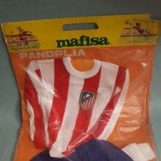 Coleccionismo deportivo: EQUIPACION DE FUTBOL ATLETICO DE MADRID DE MAFISA. Lote 140461470