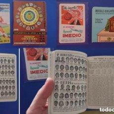 Coleccionismo deportivo: ALMANAQUE DINAMICO 1978 / 79 FUTBOL CON FOTO PLANTILLAS EQUIPOS Y CALENDARIO IMEDIO CAMPEONATO 1975. Lote 141657614