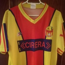 Collectionnisme sportif: UD CIRERA L CAMISETA FUTBOL FOOTBALL SHIRT TRIKOT . Lote 142977090