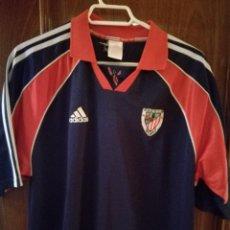 Coleccionismo deportivo: ATHLETIC CLUB BILBAO L CAMISETA FUTBOL FOOTBALL SHIRT . Lote 143106610
