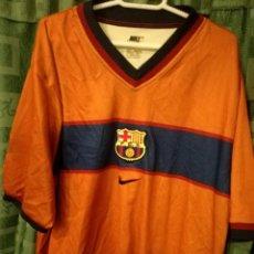 Coleccionismo deportivo: FC BARCELONA L CAMISETA FUTBOL FOOTBALL SHIRT . Lote 143193282