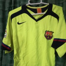 Coleccionismo deportivo: FC BARCELONA PUYOL XS CAMISETA FUTBOL FOOTBALL SHIRT . Lote 143193798