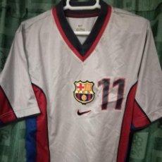 Coleccionismo deportivo: FC BARCELONA HANDBOL HANDBALL BALONMANO S CAMISETA FUTBOL FOOTBALL SHIRT . Lote 143194014