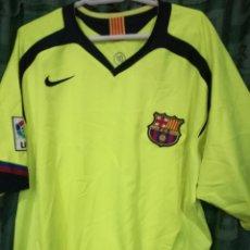 Coleccionismo deportivo: FC BARCELONA XL CAMISETA FUTBOL FOOTBALL SHIRT . Lote 143194134