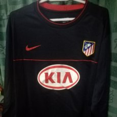Coleccionismo deportivo: ATLETICO MADRID L FOOTBALL SHIRT CAMISETA FUTBOL. Lote 143362038