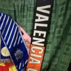 Coleccionismo deportivo: VALENCIA CF FUTBOL FOOTBALL SCIARPA SCARF BUFANDA . Lote 143440546