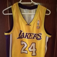 Collectionnisme sportif: BRYANT LAKERS XS CAMISETA BASKET BASQUET SHIRT . Lote 143960346