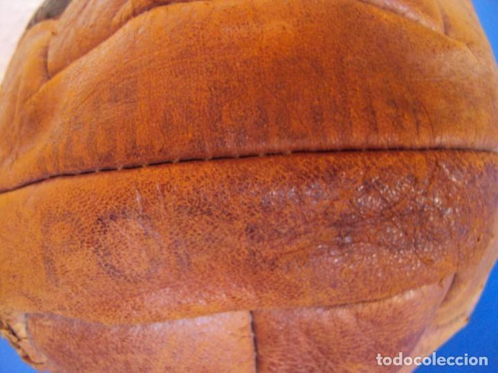 Coleccionismo deportivo: (F-181291)BALON 12 PANELES REGLAMENTO POPEYE Nº5 - Foto 4 - 143979666