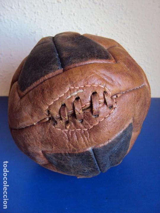 (F-181291)BALON 12 PANELES REGLAMENTO POPEYE Nº5 (Coleccionismo Deportivo - Material Deportivo - Fútbol)