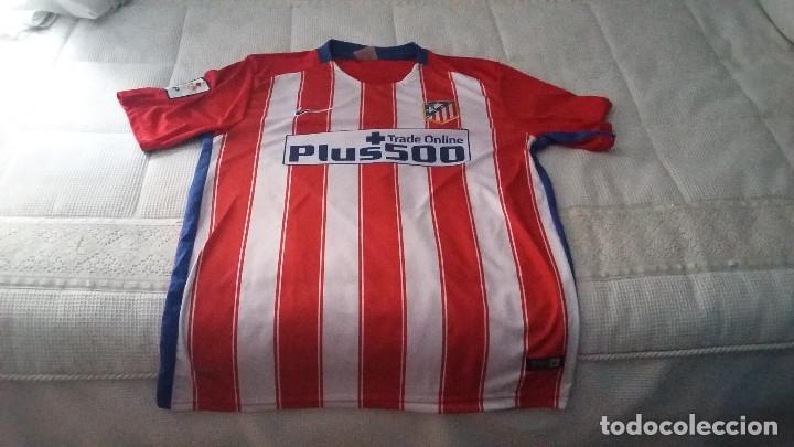 Coleccionismo deportivo: ATLETICO DE MADRID : KIT DE MATERIAL DE COLECCION ESPECIAL - Foto 3 - 144662346