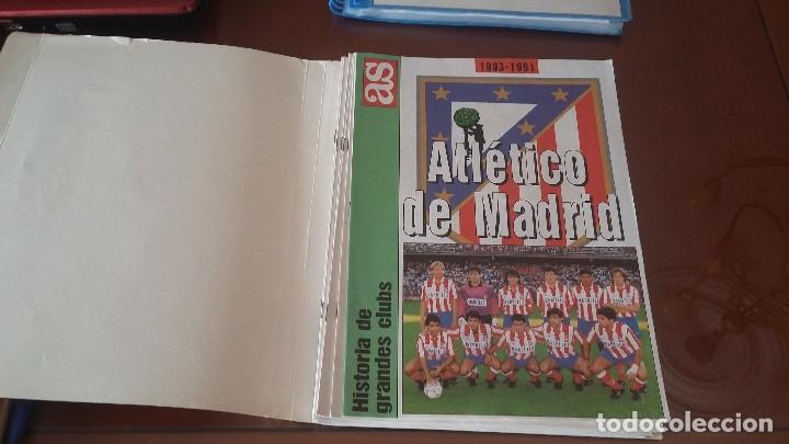Coleccionismo deportivo: ATLETICO DE MADRID : KIT DE MATERIAL DE COLECCION ESPECIAL - Foto 5 - 144662346