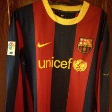 Coleccionismo deportivo: FC BARCELONA MATCH BARTRA L DORSAL MAL ESTADO CAMISETA FUTBOL FOOTBALL SHIRT. Lote 145957370