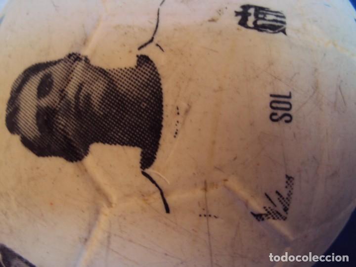 Coleccionismo deportivo: (F-190131)BALON DEL VALENCIA C.F. AÑOS 70 - Foto 12 - 146263854