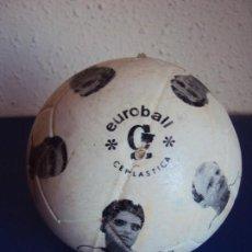 Coleccionismo deportivo: (F-190131)BALON DEL VALENCIA C.F. AÑOS 70. Lote 146263854