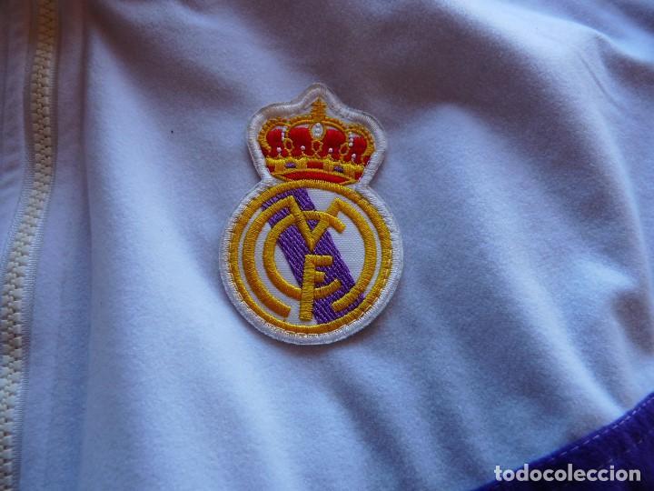 Coleccionismo deportivo: Chaqueta Kelme Real Madrid - Foto 4 - 147060842