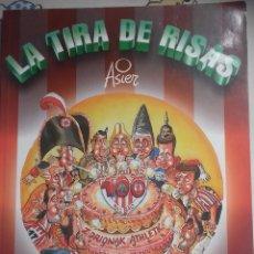 Coleccionismo deportivo: LIBRO VIÑETAS ATHLETIC BILBAO. Lote 147592130