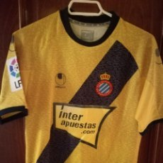 Coleccionismo deportivo: RCD ESPANYOL S CAMISETA FUTBOL FOOTBALL SHIRT. Lote 148529570