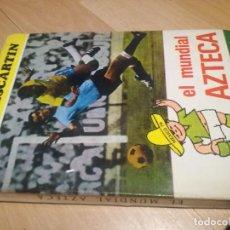 Coleccionismo deportivo: MUNDIAL MEXICO BOOK LIBRO FUTBOL FOOTBALL . Lote 148670350