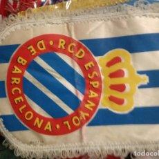 Coleccionismo deportivo: RCD ESPANYOL PENNANT BANDERIN FUTBOL FOOTBALL . Lote 148805870