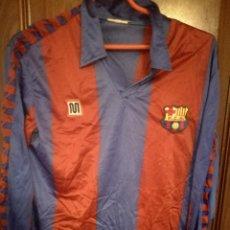 Coleccionismo deportivo: FC BARCELONA MEYBA M CAMISETA FUTBOL FOOTBALL SHIRT . Lote 149694138