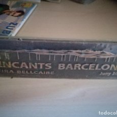 Coleccionismo deportivo: PLACA CONMEMORATIVA ENCANTS ENCANTES BARCELONA. Lote 149701954
