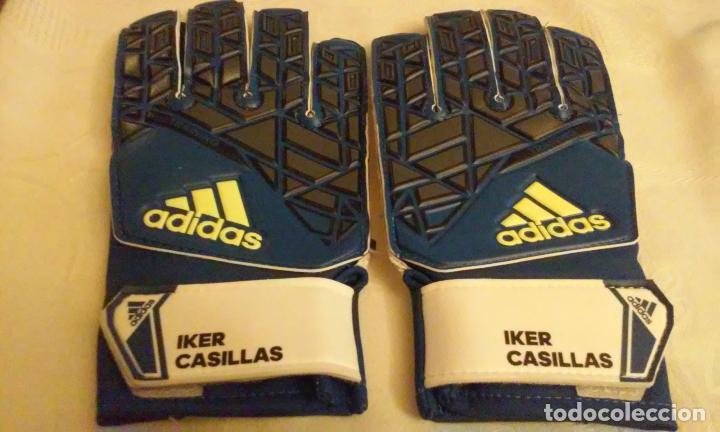 Mucho Inactivo La risa  guantes portero marca adidas modelo iker casill - Comprar Material de  Fútbol Antiguo en todocoleccion - 149711970