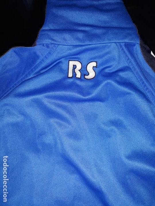 Coleccionismo deportivo: Chaqueta chandal Real Sociedad talla 14 - Foto 2 - 174543443