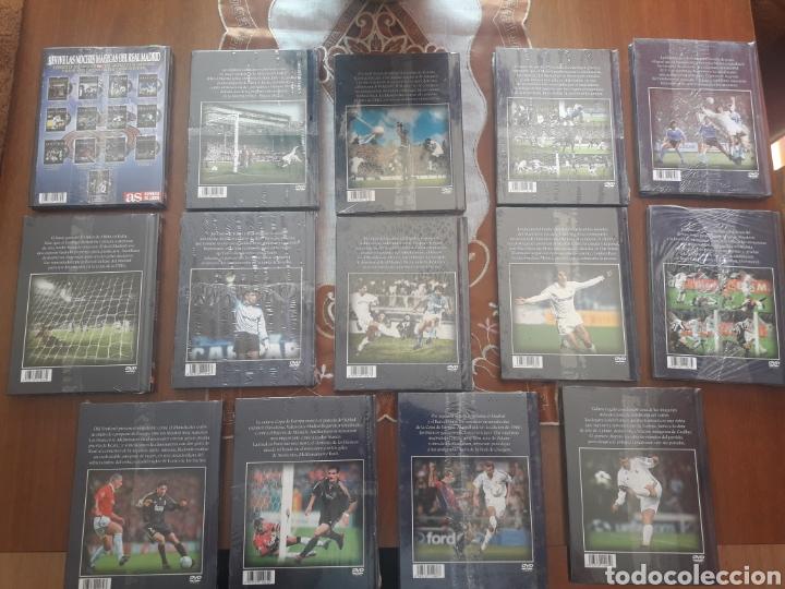 Coleccionismo deportivo: Colección completa libros+dvd Real Madrid - Foto 2 - 153541684