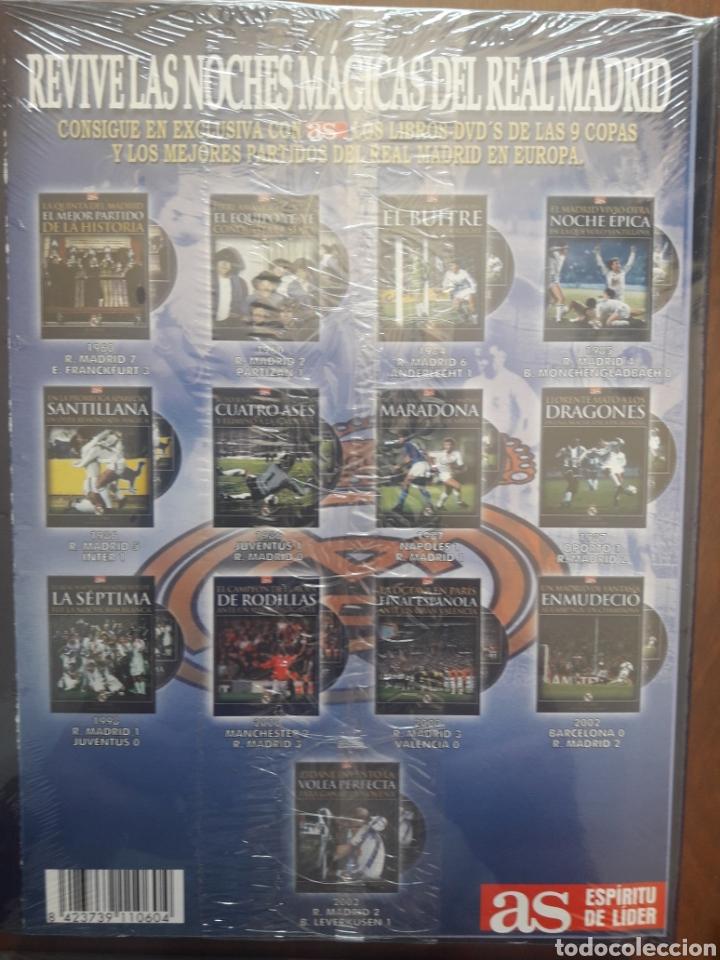 Coleccionismo deportivo: Colección completa libros+dvd Real Madrid - Foto 3 - 153541684
