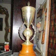 Coleccionismo deportivo: COPA CAMPEON TROFEO IX JUEGOS DEL SURESTE DE ESPAÑA ALICANTE FUTBOL JUVENIL 1958. Lote 154484962