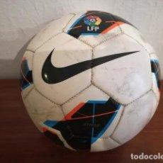 Coleccionismo deportivo: BALON NIKE LIGA OFICIAL - LFP - TEMPORADA 2012-2013 - USADO. Lote 154601990