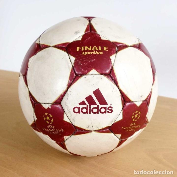 Lágrimas El sendero aeronave  balón adidas champions league. finale sportivo - Buy Old Football Equipment  at todocoleccion - 200148048