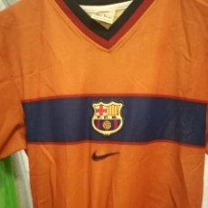 Colecionismo desportivo: FC BARCELONA XXS CAMISETA FUTBOL . Lote 155480786