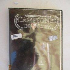 Coleccionismo deportivo: SEVILLA FC , CAMPEONES DE COPA SOÑAREMOS ETERNAMENTE 19-05 2010 CAMP NOU - PRECINTADO . Lote 157876358