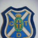 Coleccionismo deportivo: PARCHE DE TELA DEL CLUB DEPORTIVO TENERIFE. Lote 160743394