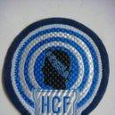 Coleccionismo deportivo: PARCHE DE TELA DEL HERCULES CLUB DE FUTBOL. Lote 160743578