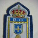 Coleccionismo deportivo: PARCHE DE TELA DEL REAL OVIEDO. Lote 160743722