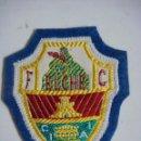 Coleccionismo deportivo: PARCHE DE TELA DEL ELCHE C.F.. Lote 160743982