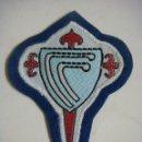 Coleccionismo deportivo: PARCHE DE TELA DEL S.D. COMPOSTELA.. Lote 160744194